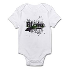 Blair Tartan Grunge Infant Bodysuit