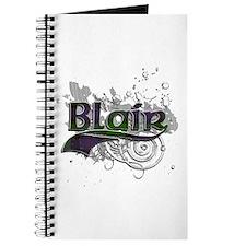 Blair Tartan Grunge Journal