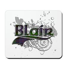 Blair Tartan Grunge Mousepad