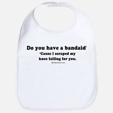 Do you have a bandaid? -  Bib