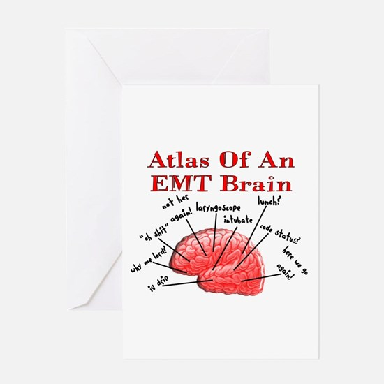EMT/PARAMEDICS Greeting Card