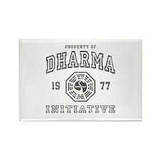 Dharma 77 Rectangle Magnet