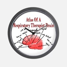 Respiratory Therapy 6 Wall Clock