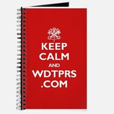 KEEP CALM WDTPRS.COM Journal