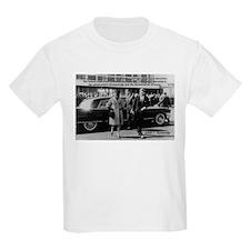 JFK Knowledge Education Kids T-Shirt