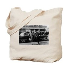 JFK Knowledge Education Tote Bag