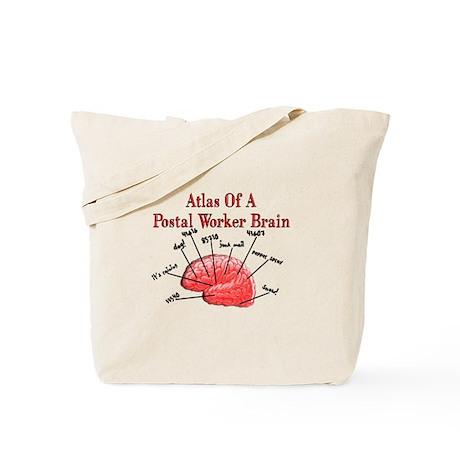 Postal Worker III Tote Bag