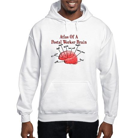 Postal Worker III Hooded Sweatshirt
