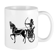King & Warrior Mug