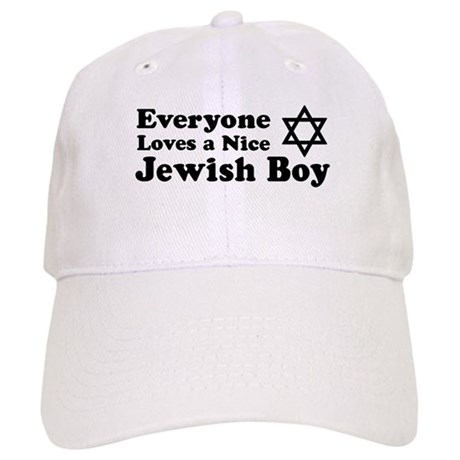 Everyone Loves a Nice Jewish Boy Cap