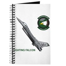 5555th Fighter Squadron Journal