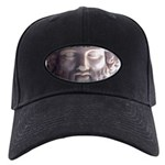 Greek Philosophy Plato Black Cap