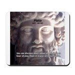 Greek Philosophy Plato Mousepad