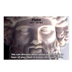 Greek Philosophy Plato Postcards (Package of 8)