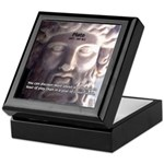 Greek Philosophy Plato Keepsake Box