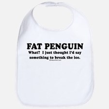 Fat Penguins break the ice -  Bib