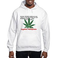Unique Weed joint Hoodie