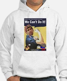 Pelosi - We Can't Do It! Hoodie