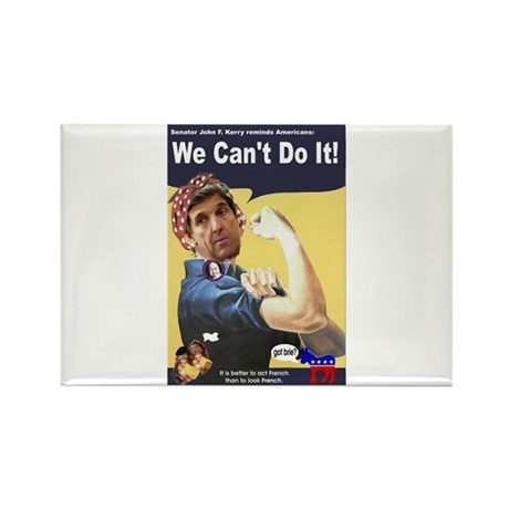 Pelosi - We Can't Do It! Rectangle Magnet (10 pack