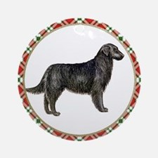 Flat Coated Retriever Ornament (Round)
