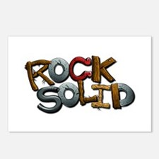 RockSolid Postcards (Package of 8)