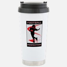 Cute Youth football Travel Mug