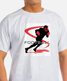 Unique Youth football T-Shirt