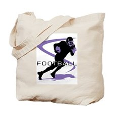 Cute Youth football Tote Bag