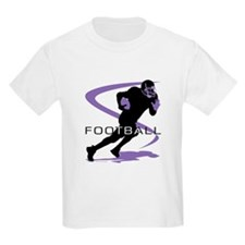 Youth football T-Shirt