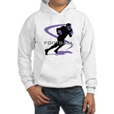 Unique Youth football Hoodie