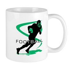 Cute Football boy Mug