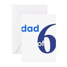 Dad Father Grandfather Papa G Greeting Cards (Pk o