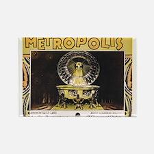 $4.99 Metropolis 4 Rectangle Magnet