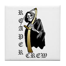 Reaper Crew Tile Coaster