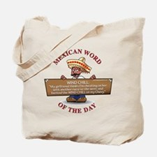WIND CHILL Tote Bag