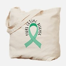 Fight Celiac Disease Tote Bag