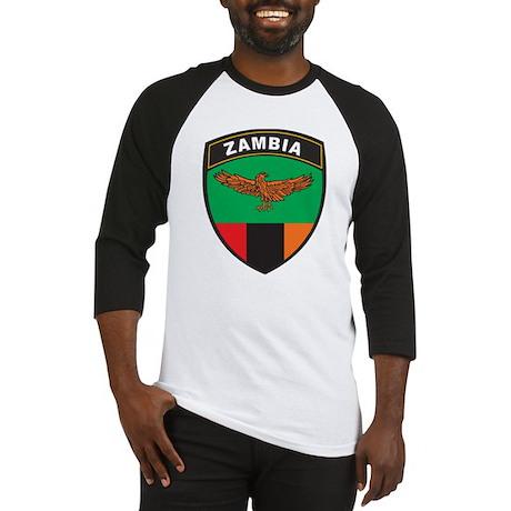 Zambia Baseball Jersey