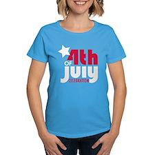 Fourth of July Celebration Tee