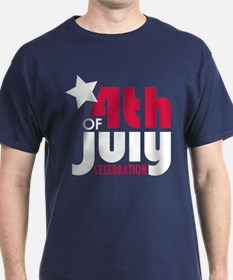 Fourth of July Celebration T-Shirt