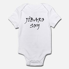 Jíbaro soy Infant Bodysuit