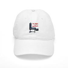 My BBQ is Smokin'! Hat