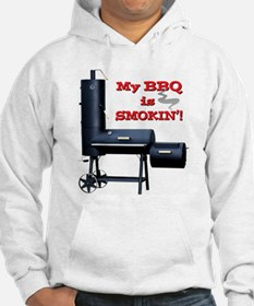 My BBQ is Smokin'! Hoodie