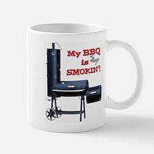 My BBQ is Smokin'! Mug
