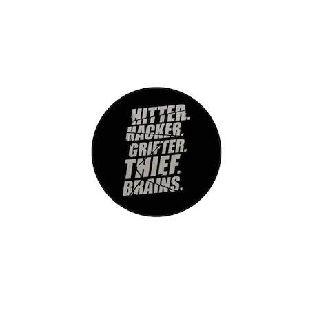 Leverage Team Jobs Mini Button (10 pack)