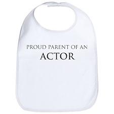 Proud Parent: Actor Bib