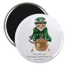 Finn McCool Magnet