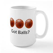 Basketball Got Balls Mug