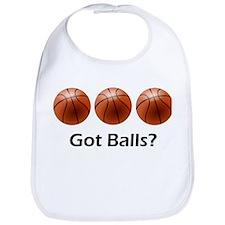 Basketball Got Balls Bib
