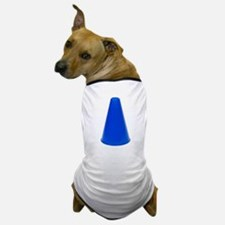 Blue Megaphone Dog T-Shirt
