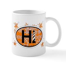Hatteras Island NC - Oval Design Mug